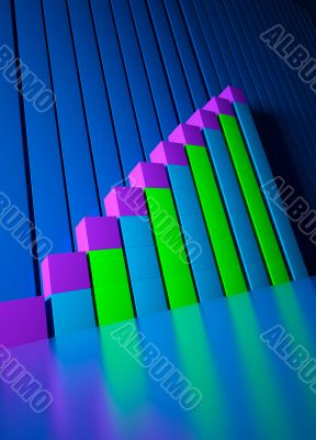 business graphics and Forex indicators