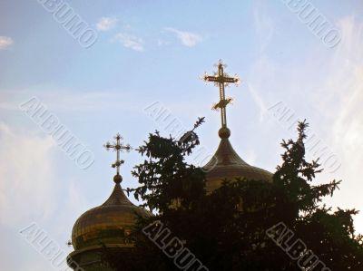 Christian church in Pyatigorsk