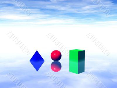 geometrical basic forms