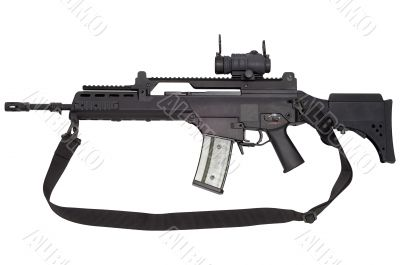 Automatic weapon G36