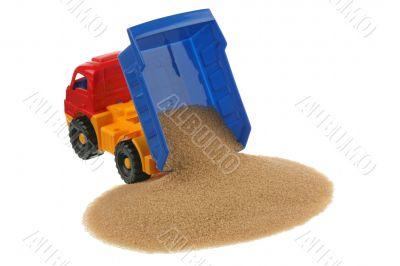 Sugar in the truck