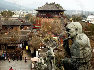 Historical places in China