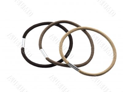 elastic bands for hair