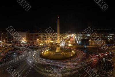 Lights of St. Petersburg