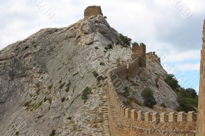 Genoese fortress