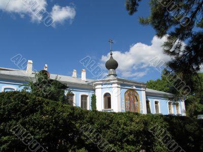 Temple Monastery