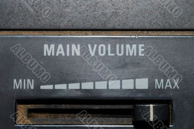 min max volume