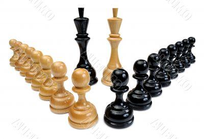 Chessmen, extra DoF