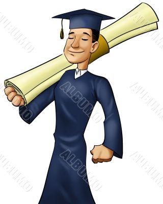 big diploma
