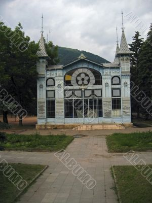 Lermontovs gallery. Pyatigorsk, Resort part