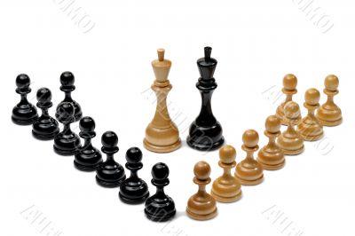Chessmen, extra DoF.