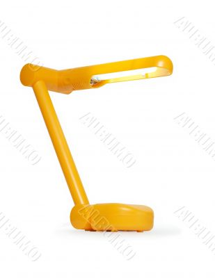 Yellow Modern Desk Lamp