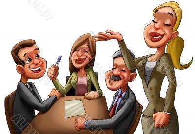 the executive reunion