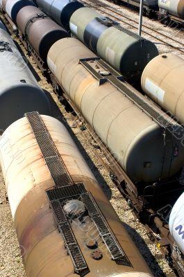 oil trains