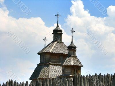 timber church