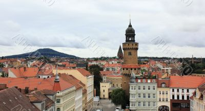 Skyline of Goerlitz