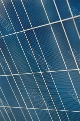 VALENCIA, SPAIN - SEPTEMBER 17: A photo of a nice solar panel te