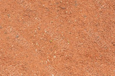 Abstract texture of a tennis court in clay