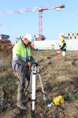 Two structural surveyors