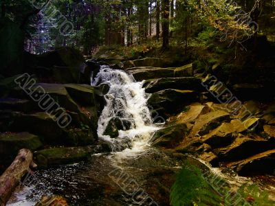 Wasserfall