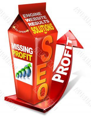 Carton SEO missing profit