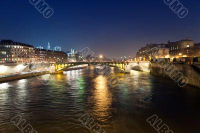 Evening Paris 4