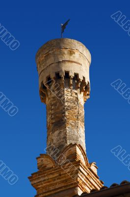 Old chimney - Italy