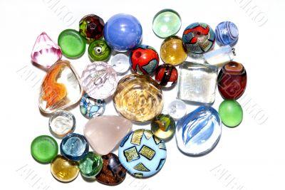 A glass accessory