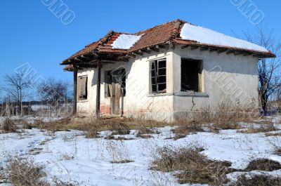 Abandoned House in Bulgaria