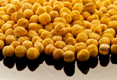 Chick pea beans
