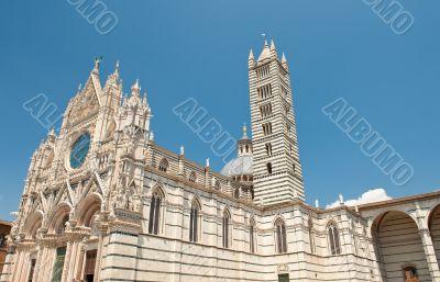 Dome in Siena