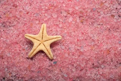 Aromatic salt and sea-star