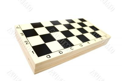 Closed chess board