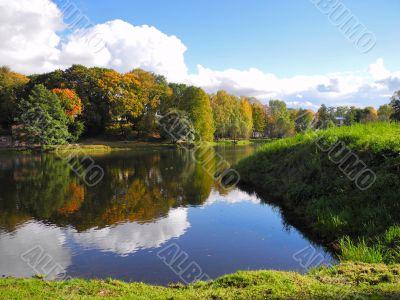 Sight of Māras Pond