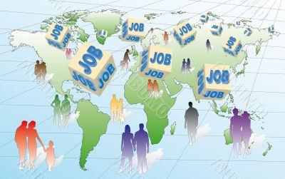 Unemployment and Employment