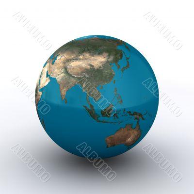 Earth (Asia)