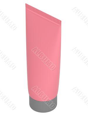 Rose tube shampoo