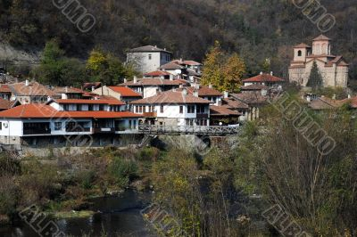 Asenov District of Veliko Turnovo