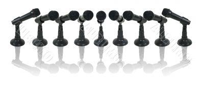 Array of Microphones