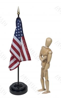 Pledge to the American Flag