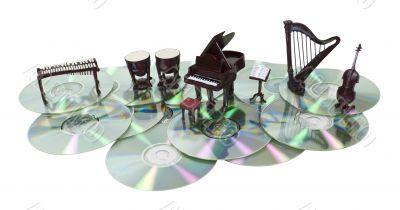 Music Disks