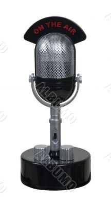 On The Air Pill Microphone