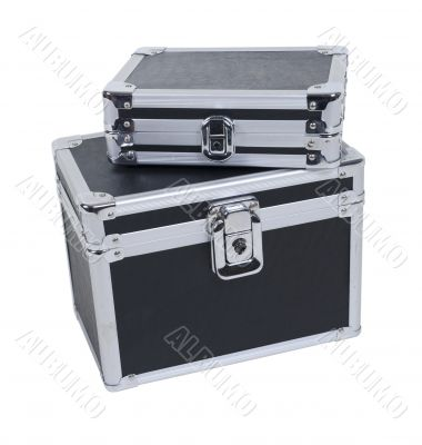 Luggage Cases with Reinforced Corners