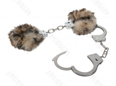 Fur-Lined Handcuffs