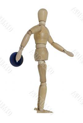 Swinging a Bowling Ball