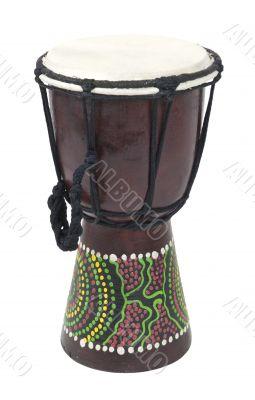Tall Aboriginal Drum