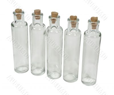 Tall Thin Bottles