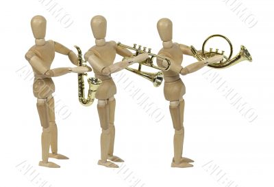 Simple Horn Section