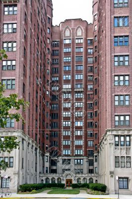 Chicago Apartment Building