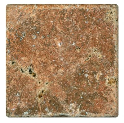 Fragment of rustic weathered stone surface - texture background